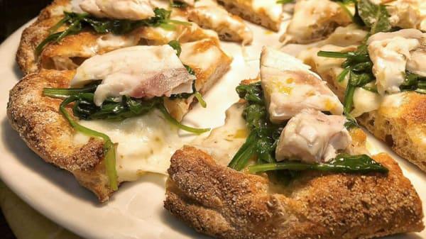 Le Nostre Pizze Contemporanee - Lo Spela, Greve In Chianti