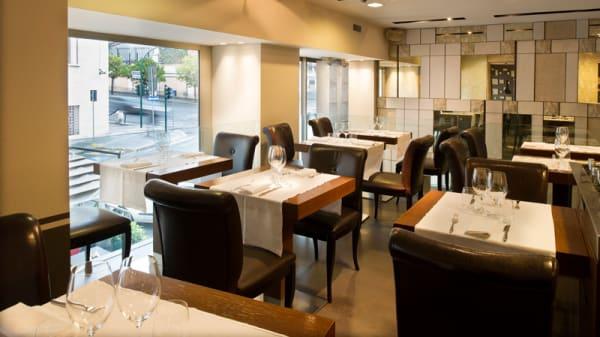 La sala ristorante - Moma, Roma
