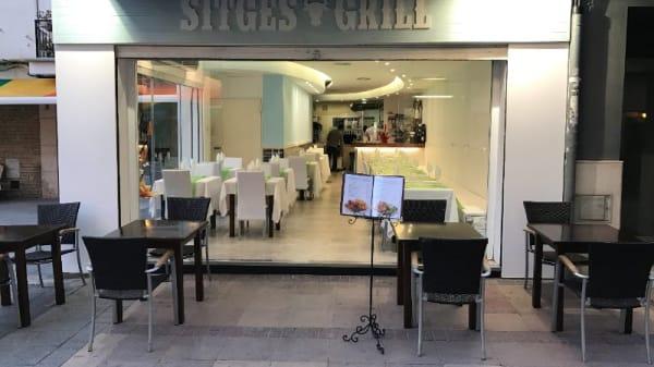vista terraza - Sitges Grill, Sitges