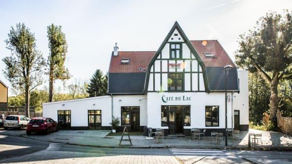 Devanture - Café du Lac, Rixensart Rosières