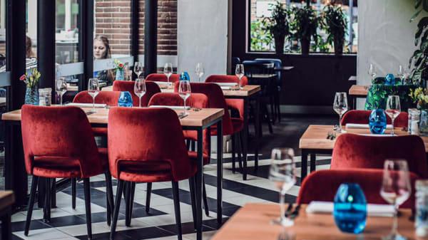 Restaurant - Maggie Blue, Alphen aan den Rijn