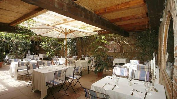 Restaurant Domaine de Rombeau - Restaurant Domaine de Rombeau, Calce