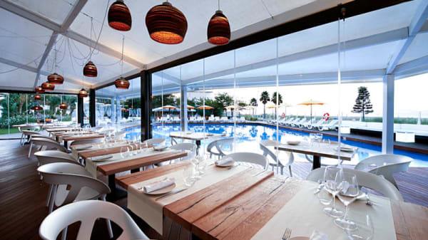 Vista sala - Casanova Beach Club, Castelldefels