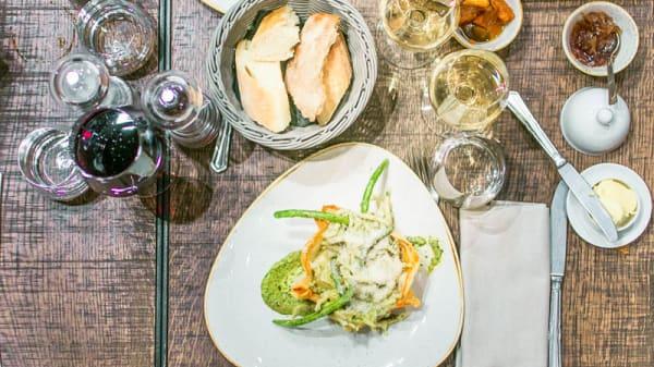 Suggerimento del chef - Numbs Le Bistrò, Roma