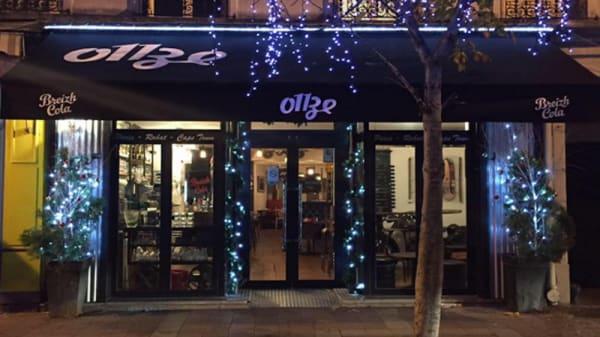 Entrée - O11ZE, La Garenne-Colombes