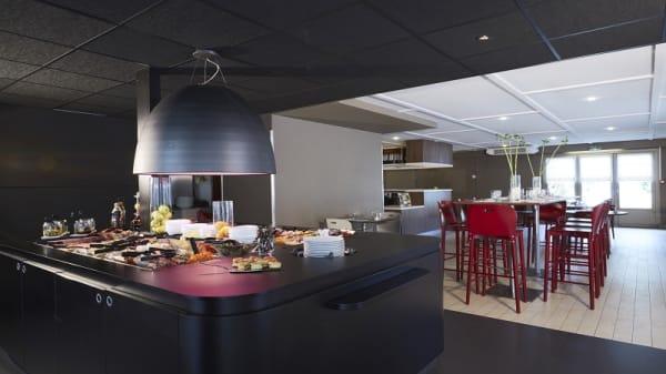 salle de restaurant - Campanile Lille Sud - Seclin, Seclin