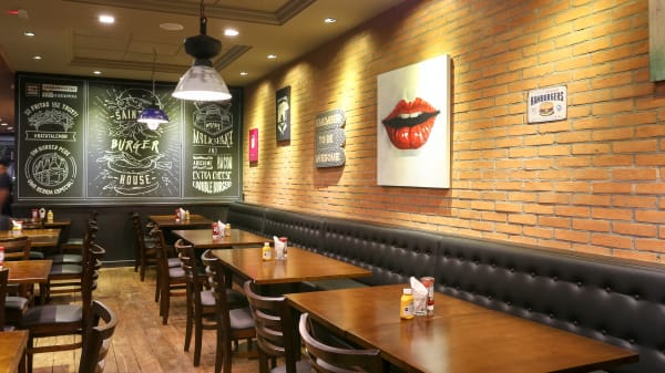 rw2 - Saint Joe Burger House, Campinas