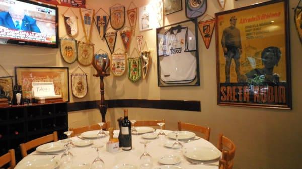 José Luis Restaurante, Buenos Aires