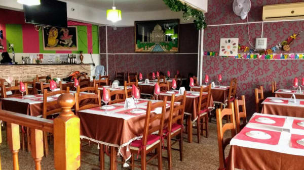 Sala - Paradise Indian Restaurant, Carvoeiro