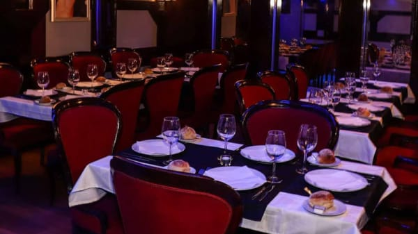 Sala Privilegiada  - Magic Moments Restaurant & Dance Club, Vila Nova de Gaia