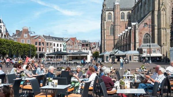 Terras - Café XO, Haarlem