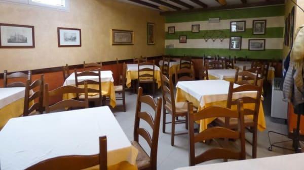 Veduta dell interno - Antica Trattoria da Rossi, Torrino