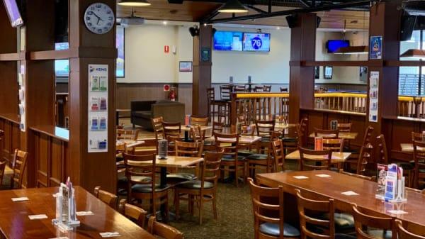 Vista sala - Smithfield Tavern, Smithfield