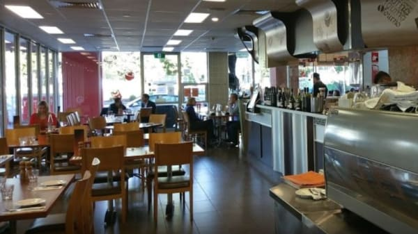 Fourno Cafe, North Ryde (NSW)