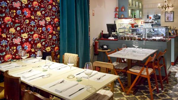 Sala do restaurante - Clube Royale Restaurante Bar, Lisbon
