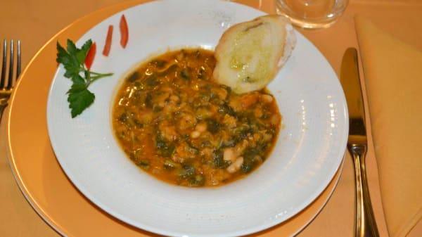 Piatto - La Ducareccia, Monteriggioni