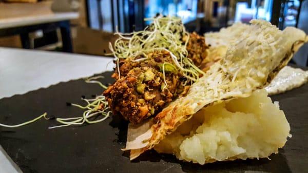 Sugerencias del chef - El Pasaje, Sevilla