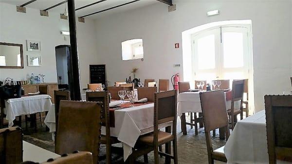 Vista do interior - Cozinha d'Aboim, Portel