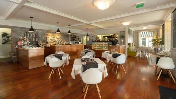 Main Dinning Room - Theos´s Bazar Café, Funchal