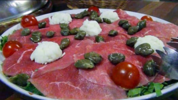 prato - Atobá Pizza e Bar, Cotia