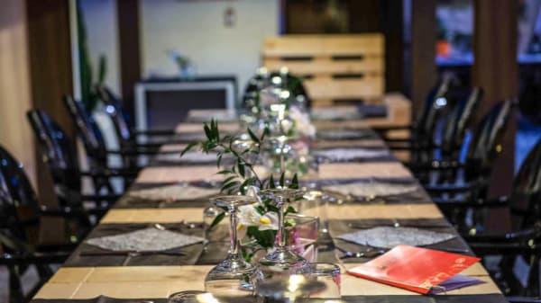 La nostra tavola - Officina, Pietrasanta