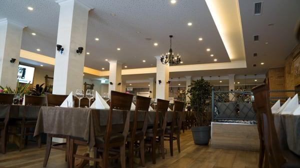 Sala del restaurante - Apollonia, Genève