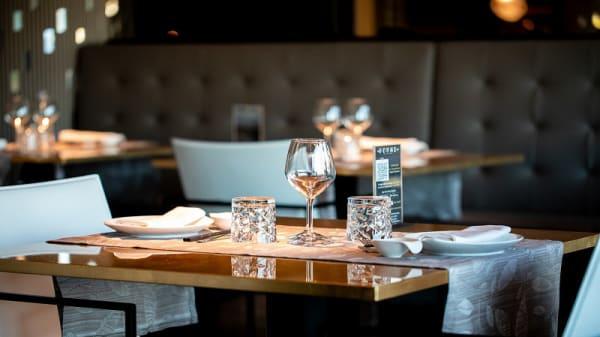 Vista sala - Found Sushi Restaurant, Vertemate Con Minoprio