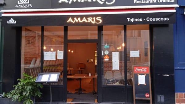 Amaris, Paris