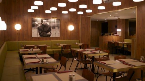 sala - Home Burger - Castellana, Madrid