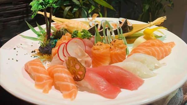 Sushi Rainbow, Turin