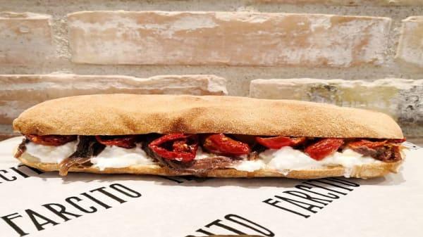 Suggerimento dello chef - Farcito - Pane e Companatico, Salerno