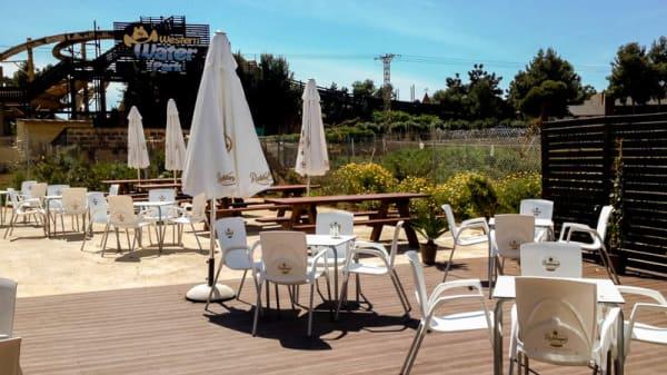 Vista terraza - Otto Rosso, Calvià