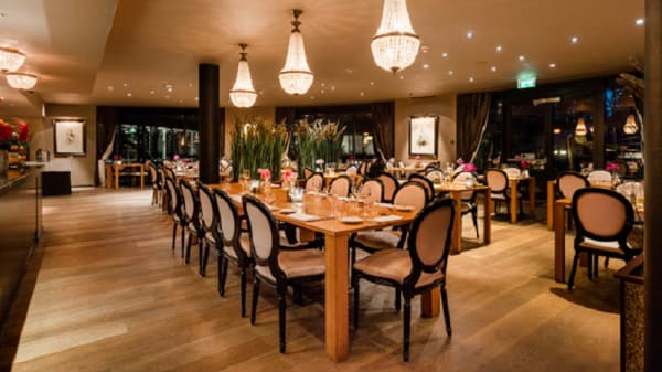 Het restaurant - Royal Parc (Hilton Hotel), Soest