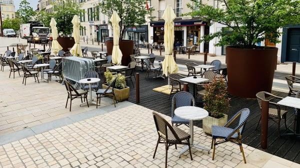 Brasserie des Halles, Fontainebleau