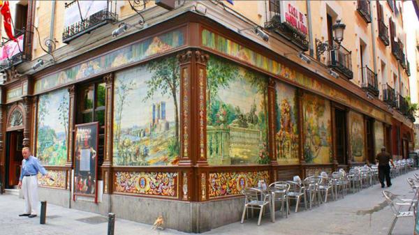 Exterior - Villa Rosa, Madrid