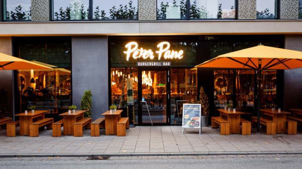 Terrasse - Peter Pane - Oldenburg Waffenplatz, Oldenburg