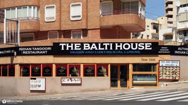 Entrada - The Balti House Restaurant, Benidorm