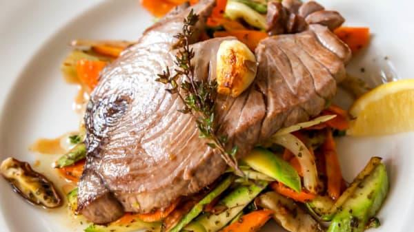 Sugerencia del chef - Bocaton gourmet, Alicante (Alacant)