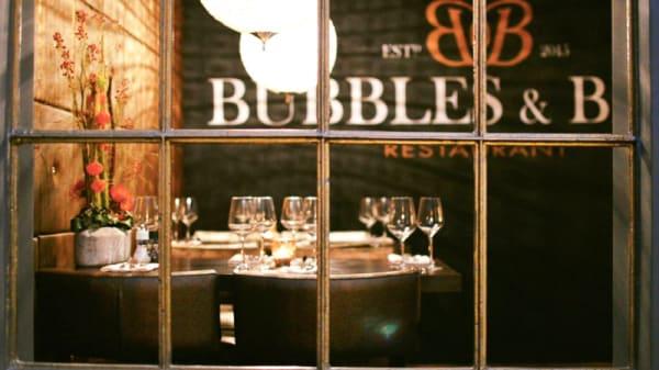 Restaurant - Bubbles & Bites, Roermond
