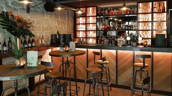 Vue de la salle - ACT 21 (Live Music Bar & Burgers), Paris