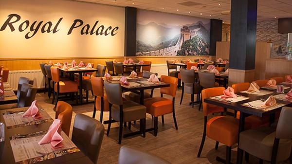 Restaurantzaal - Wok Royal Palace, Delft