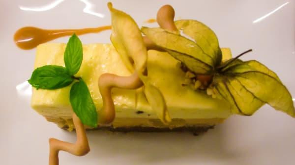 Dessert de la maison - La Suite, Belley