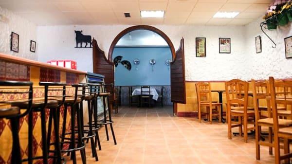 La sala - El Tomillar, Alagon