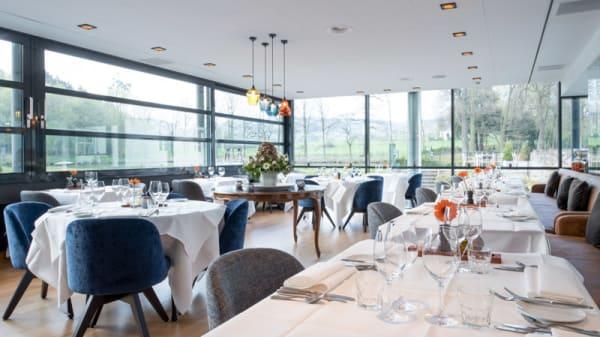 Restaurant - In de Oude Watermolen (Bilderberg Kasteel Vaalsbroek), Vaals