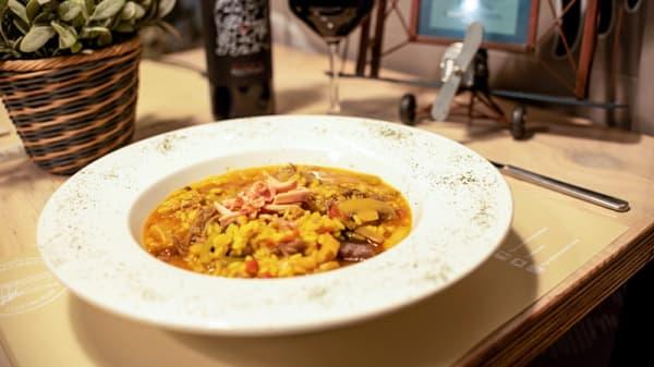 Sugerencia del chef - A Contracorriente, Valencia