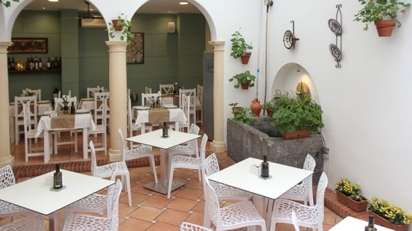 Patio Romano - Patio Romano, Córdoba