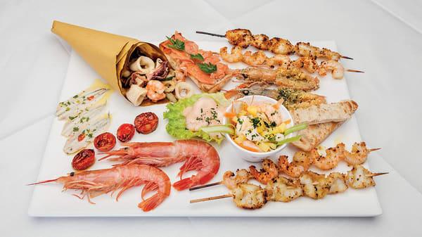 Suggerimento dello chef - Mucho Mas Ristorante Pizzeria, Rimini