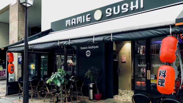Entrée - Mamie Sushi, Paris