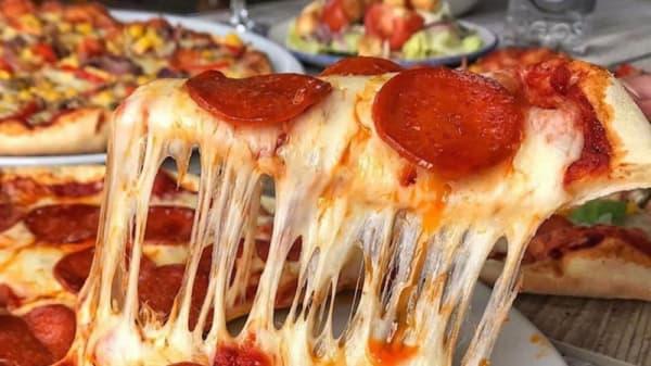 Sugerencia de plato - Hell's Pizza (Devoto), Buenos Aires