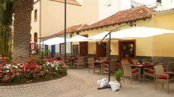 Terraza - Restaurante El Patio del Puerto de La Cruz, Puerto De La Cruz